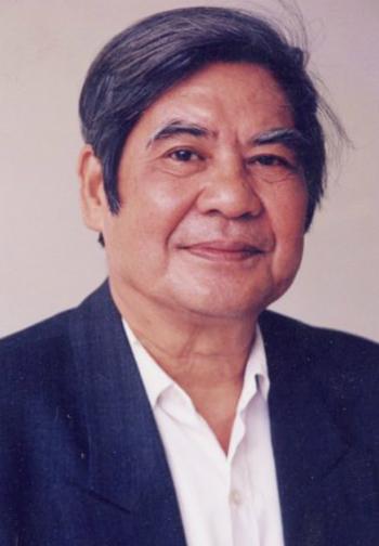 Nhà văn Nguyễn Đình Thi.