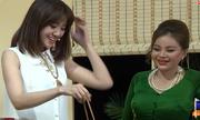 Lê Giang dạy Hari Won cách làm vợ Trường Giang