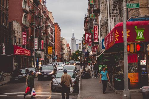 Khu phố Tàu cở Brooklyn, New York, Mỹ. Ảnh: Kenn Tam/ Airbnb.