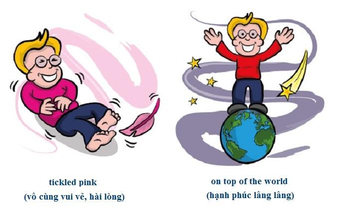 Những cách nói 'vui như Tết' trong tiếng Anh