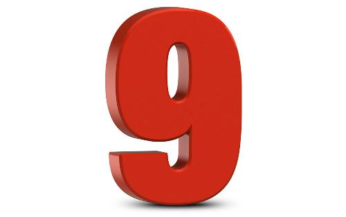 Vì sao những thứ quan trọng thường được gắn với số 9?