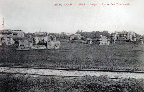 Một phần nhỏ Đồng Tập Trận do người Pháp chụp. Ảnh tư liệu