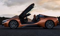 Xe thể thao mui trần BMW i8 Roadster