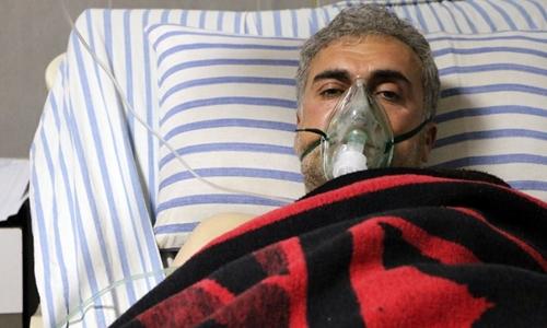 Thổ Nhĩ Kỳ bác cáo buộc dùng vũ khí hóa học ở Syria