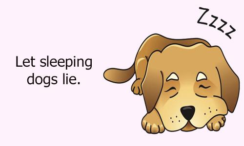 Thành ngữ tiếng Anh với dog - 1