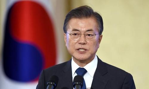 Tổng thống Hàn nói còn quá sớm để bàn về việc gặp Kim Jong-un