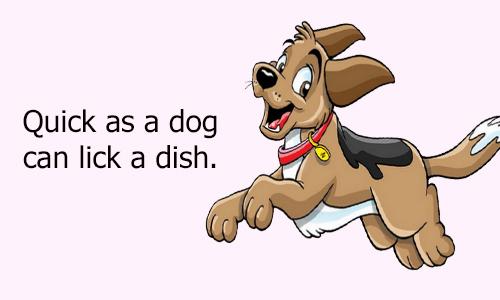 Thành ngữ tiếng Anh với dog - 2