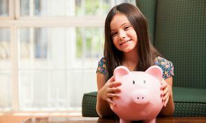 Sáu lời khuyên để cha mẹ dạy con tiết kiệm tiền