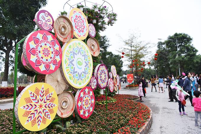 Tái hiện hình ảnh Tết trong lễ hội xuân ba miền