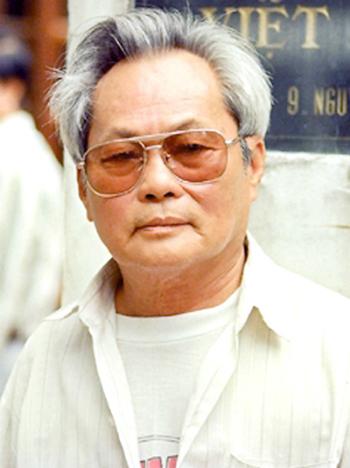 Nhà văn Nguyễn Quang Sáng.