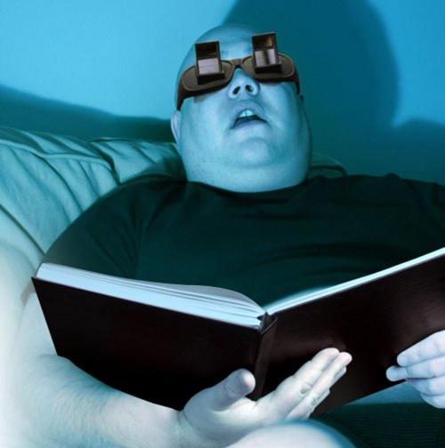 Phát minh này giúp bạn vẫn có thể đọc sách dễ dàng.
