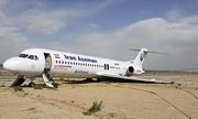 Iran nối lại tìm kiếm máy bay rơi