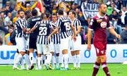 Torino 0-1 Juventus
