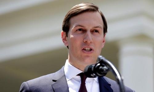 Jared Kushner, con rể của Tổng thống Donald Trump. Ảnh: Reuters.