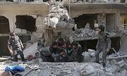 Nga bác tin đứng sau các vụ không kích khiến 250 người chết ở Syria