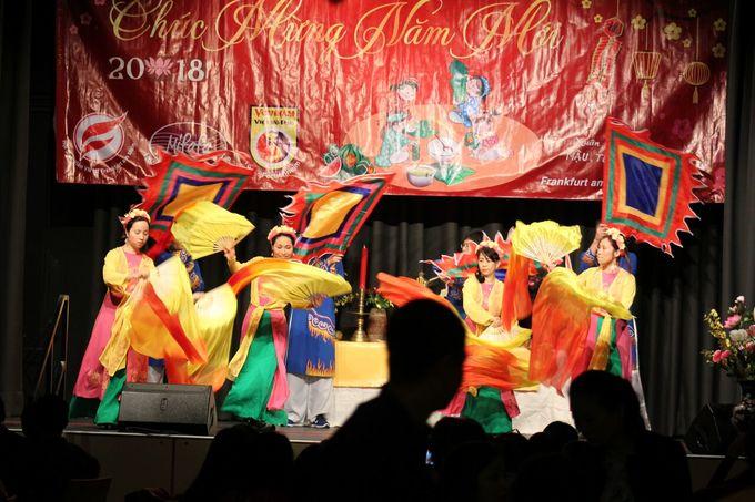 Người Việt ở Đức tụ hội đón xuân