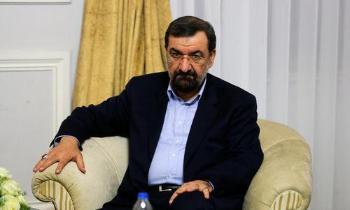 Ông Mohsen Rezaei, Thư ký Hội đồng tư vấn cho lãnh đạo tối cao Iran. Ảnh: Mehr News.
