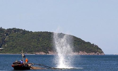Người đàn ông tử vong khi nổ mìn đánh cá