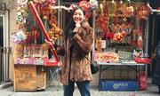 Siêu mẫu Trung Quốc bị chỉ trích vì cách chúc Tết