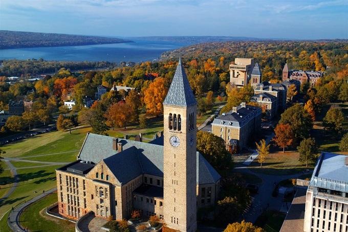 10 đại học xanh nhất nước Mỹ