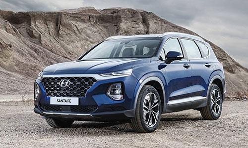 Hyundai Santa Fe thế hệ mới thay đổi toàn diện
