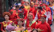 Hội chém lợn làng Ném Thượng diễn ra kín đáo vẫn gây tranh cãi