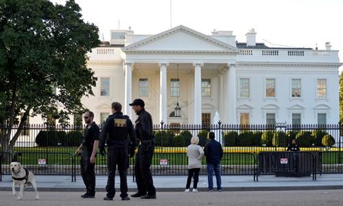 Các nhân viên Mật vụ Mỹ. Ảnh: Reuters.