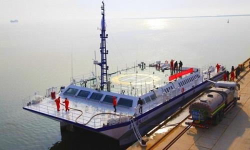 Trung Quốc điều tàu nghiên cứu mới ra Biển Đông