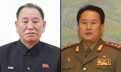 Ông Kim Yong-chol, phó chủ tịch đảng Lao động Triều Tiên. Ảnh: KCNA.