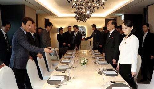 Hàn Quốc chi 260 USD cho mỗi bữa ăn của một quan chức Triều Tiên