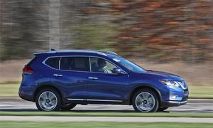 Xe SUV bán chạy kỷ lục trong 2017