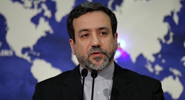 Thứ trưởng Ngoại giao Iran Abbas Argahchi. Ảnh: Sputnik.