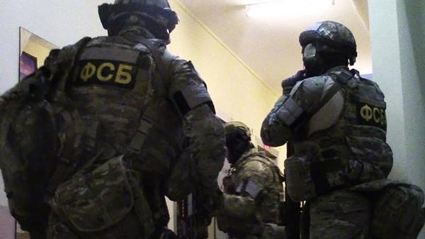 Thành viên Cơ quan An ninh Liên bang Nga (FSB). Ảnh: RT.