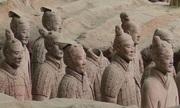 Đội quân đất nung nghìn tượng canh giữ mộ Tần Thủy Hoàng