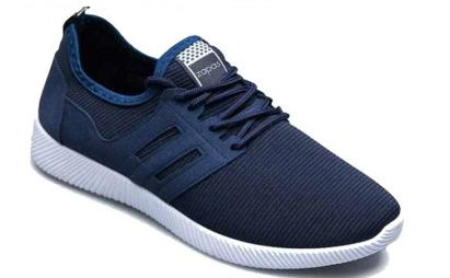Giày sneaker thời trang nam Zapas GS068 màu xanh navy với thiết kế khỏe khắn,dễ dàng phối hợp với nhiều bộ cánh khác nhau, tạo nên phong cách trẻ trung, hiện đại.