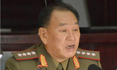 Tướng Kim Yong-chol, phó chủ tịch đảng Lao động Triều Tiên trong bức ảnh chụp năm 2007. Ảnh:Reuters.