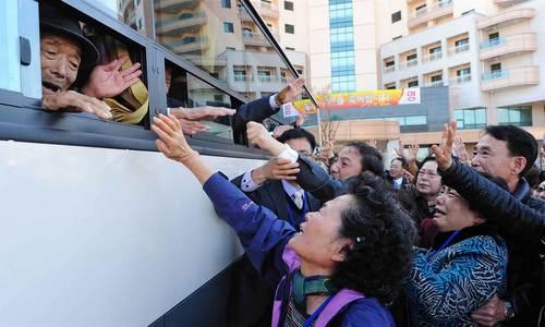 Triều Tiên có thể nối lại đoàn tụ gia đình ly tán với Hàn Quốc