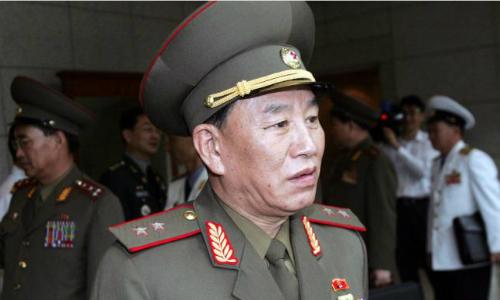 Dụng ý của Triều Tiên khi cử tướng tình báo đến Hàn Quốc
