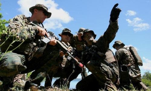 Philippines cấm binh sĩ tham gia chiến tranh liên quan đến Mỹ