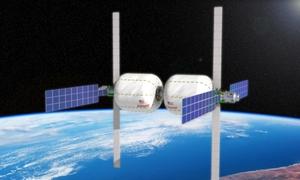 Công ty Mỹ dự định mở khách sạn vũ trụ năm 2021