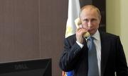 Putin điện đàm với lãnh đạo Pháp, Đức, bàn về khủng hoảng Syria