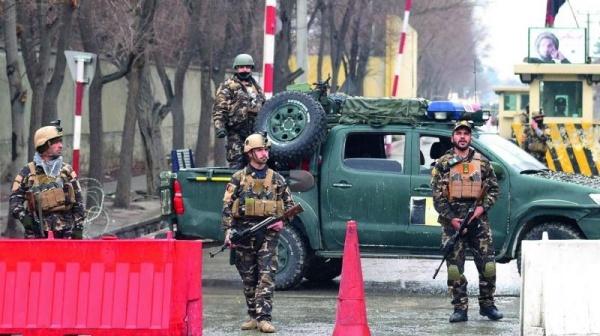 Lực lượng an ninh Afghanistan