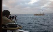 Argentina bắn tàu cá Trung Quốc đánh bắt phi pháp