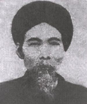 Chân dung Nguyễn Khuyến. Ảnh tư liệu