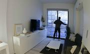 Cảnh giác người lạ xông vào căn hộ chung cư kiểm tra sóng 3G