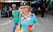 Dòng người tháo chạy khỏi nạn đói ở biên giới Venezuela