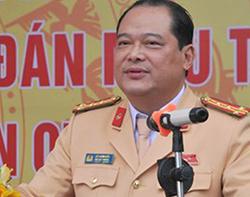 Đại tá Lê Xuân Đức, Cục phó Cục CSGT, Bộ Công an.