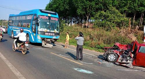 Hình ảnh đã khiến nhiều người phán đoán sai tình hình thực tế vụ tai nạn.
