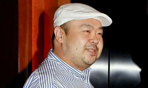 Kim Jong-nam, anh của nhà lãnh đạo Triều Tiên Kim Jong-un. Ảnh: AFP.
