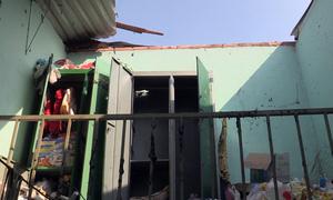 Gia đình 4 người bị thương nặng khi hầm nhà vệ sinh phát nổ